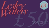 LW Fifty pounds Gift Voucher