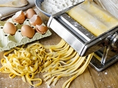 LW's Workshops - Pasta Making